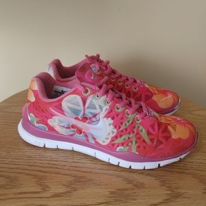 nike free fit 2 womens training sneakers size 6.5